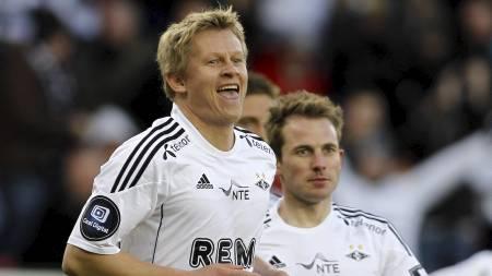 Steffen   Iversen og Morten Moldskred (Foto: Kallestad, Gorm/Scanpix)