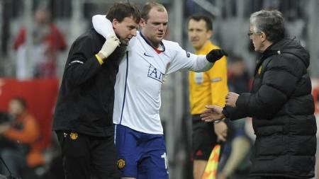 Wayne Rooney (Foto: Christof Stache/AP)