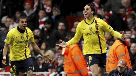 Zlatan Ibrahimovic (Foto: EDDIE KEOGH/REUTERS)
