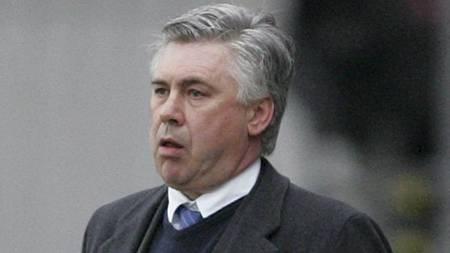Carlo Ancelotti (Foto: Tim Hales/AP)