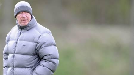 Manchester United's coach Alex Ferguson (Foto: NIGEL   RODDIS/REUTERS)
