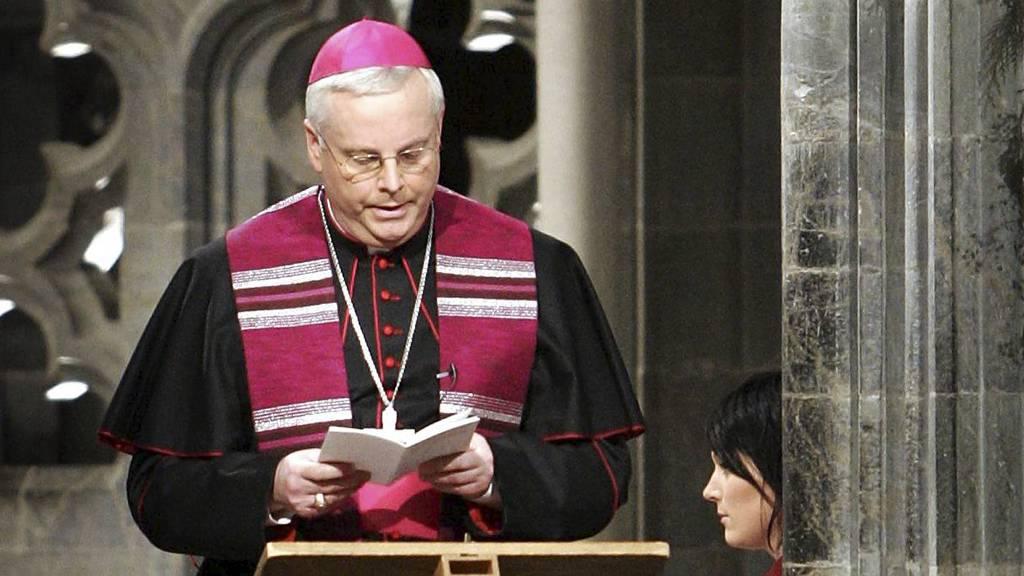 OVERGREP: Den tidligere katolske biskopen i Trondheim, Georg Müller, har innrømmet sexovergrep. (Foto: Gorm Kallestad/SCANPIX)