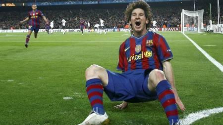Lionel Messi (Foto: ALBERT GEA/REUTERS)