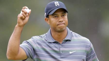 Tiger Woods (Foto: BRIAN SNYDER/REUTERS)