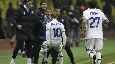 Wesley Sneijder (Foto: Misha Japaridze/AP)