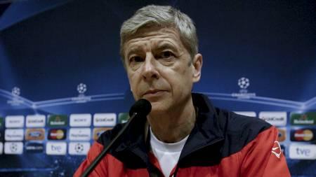 Arsene Wenger (Foto: JOSEP LAGO/AFP)