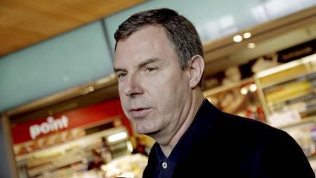 Dommersjef   Rune Pedersen (Foto: Solum, Stian Lysberg/SCANPIX)