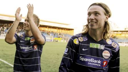 Marcus Pedersen og Jo Inge Berget står   med fire seriemål hver så langt. (Foto: Lien, Kyrre/Scanpix)