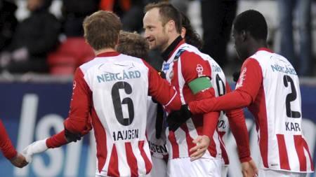 Tromsø har ikke vunnet på fire seriekamper. (Foto: Bertinussen,   Rune Stoltz/SCANPIX)