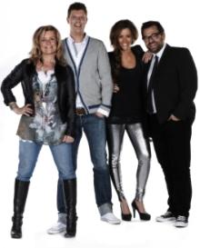 Elisabeth «Bettan» Andreassen, Jan Fredrik Karlsen, Marion Ravn og Klaus Sonstad skal finne Norges nye sangstjerne i «X Factor»