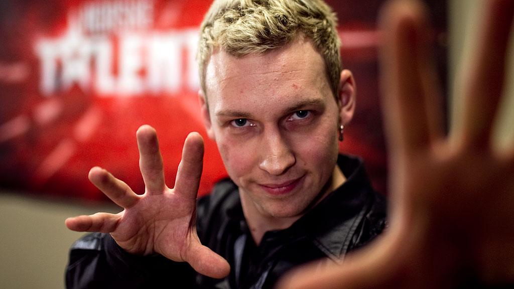 Alexx Alexxander, Norske Talenter semifinalist (Foto: Thomas Reisæter / TV 2)