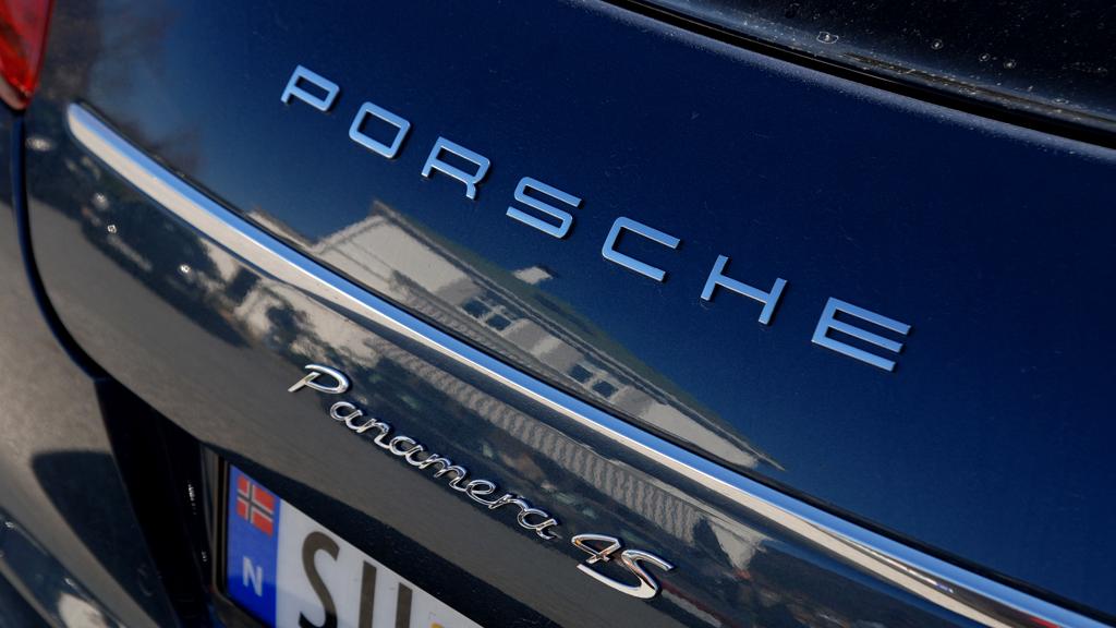 Porsche Panamera 4S (Foto: Are J. Heiseldal)