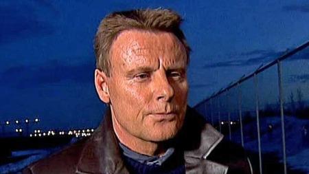 ¿ ELENDIGE ARBEIDSFORHOLD: Hovedverneombud Einar Sagli mener driften på Trandum er uforsvarlig. (Foto: TV 2)