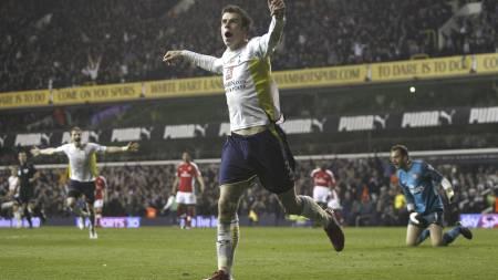 Gareth Bale (Foto: IAN KINGTON/AFP)