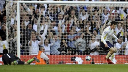 Gareth Bale (Foto: TOM HEVEZI/AP)