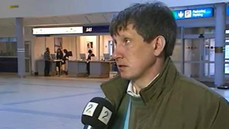 VANSKELIG AVGJØRELSE: Jens Petter Duestad i Avinor.