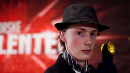Ståle Dammen Ek (Foto: Thomas Reisæter / TV 2)