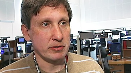 SISTE ORD: Jens Petter Duestad (bildet) er sjef for kontrollsentralene i Norge. (Foto: Bjørn Erik Rygg Lunde)