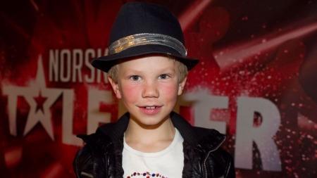ludvig haug, norske talenter (Foto: Thomas Reisæter / TV 2)