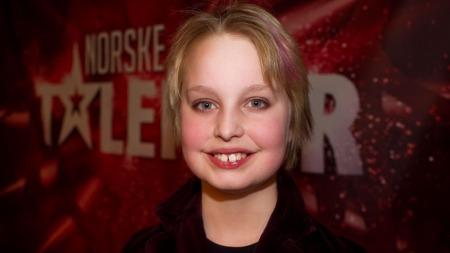 rebecca ødegaard (Foto: Thomas Reisæter / TV 2)