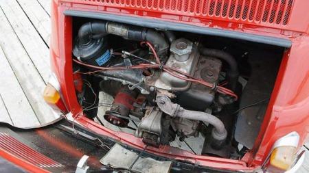 Motor (Foto: Hans Trygve Holm an.no / ANB)