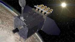 Slik ser SDO ut. (Foto: NASA)