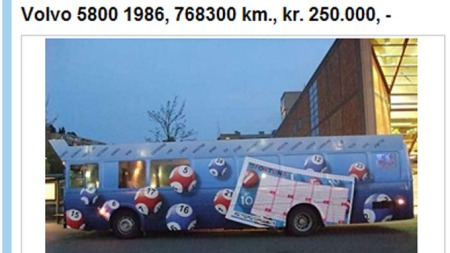 Volvo-buss