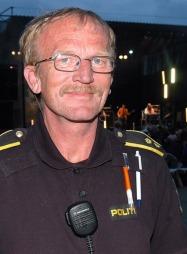 DREPT: Polititjenestemann Olav Kildal ble knivstukket og drept i tjeneste onsdag 22. april.  (Foto: Rana Blad)