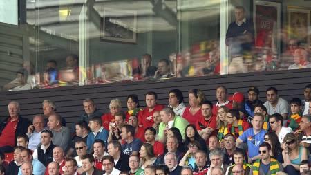 Wayne Rooney (Foto: PAUL ELLIS/Afp)