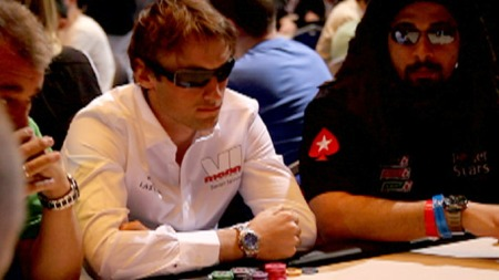 En spent Petter Northug går for millionpremie under EPT Monte Carlo. (Foto: Thorkild Gundersen/Vi Menn)