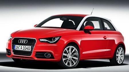 Audi-A1-eksteriør