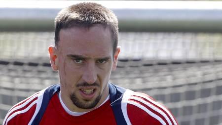 Franck Ribery (Foto: MICHAELA REHLE/Reuters)