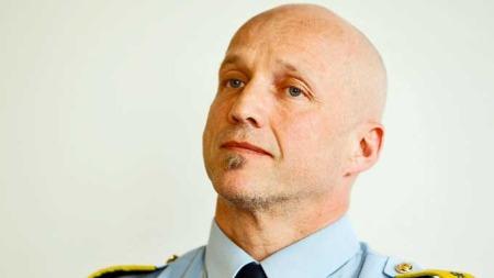 Politimester i Helgeland politidistrikt Håvard Fjærli  (Foto: Scanpix)