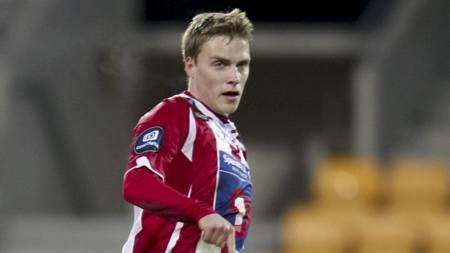 Ruben Yttergård Jenssen har spilt seg til en plass på rundens   lag to ganger så langt. (Foto: Thomassen, Christian/Scanpix)