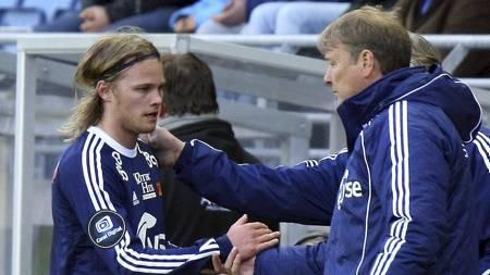 Birkir Bjarnason (Foto: Hansen, Alf Ove/Scanpix)
