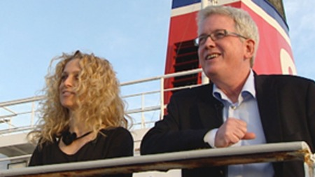 Danskebåten-(2), Henriette Lien, Arnie Stalheim (Foto: TV 2 hjelper deg)
