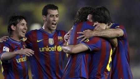 Lionel Messi (Foto: Fernando Bustamante/Ap)