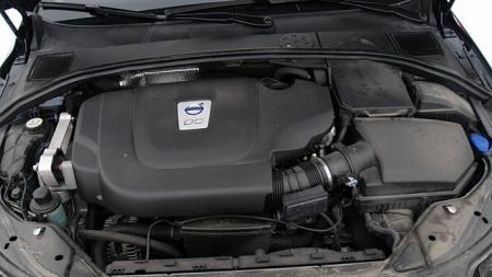 Volvos femsylindrete dieselmotor finnes i en rekke av merkets modeller.