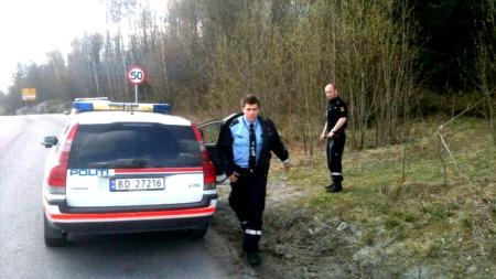 FUNNET DØD: Like i nærheten av dette stedet ble en kvinne funnet død onsdag formiddag.  (Foto: MMS/Goran Jorganovich)