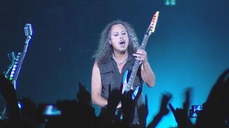 Kirk Hammett (Foto: Tor Byggland)
