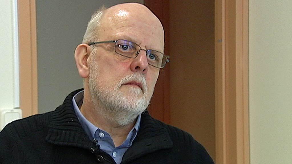 DØMT: Thomas Quick tilsto tre drap i Norge - og ble dømt. I dag sier han at han er uskyldig.  (Foto: TV 2)