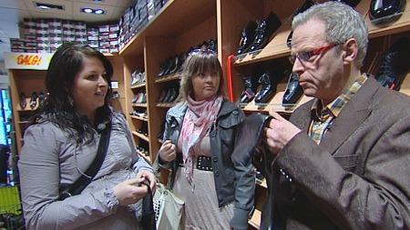 skoekspert-jan-erik-larsen,   Perfect shoes (Foto: Tor Byggland / TV 2 hjelper deg)