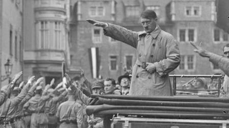 Adolf Hitler Nurnberg 1935 (Foto:   Commons Bundesarchiv)
