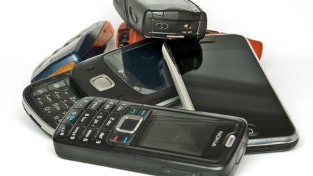 Mobiltelefoner mobil (Foto:   Colourbox)