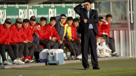 VMS MYSTISKE LAG: Nord-Korea (Foto: JOHANNES EISELE/Reuters)