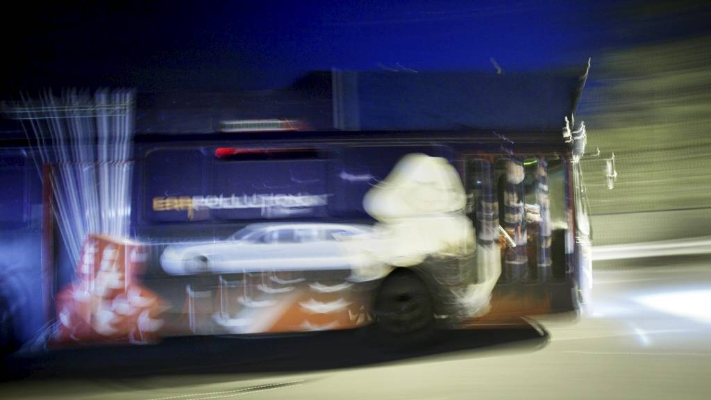 VERSTINGER: Årets bærumsruss får verstingstempel av politiet. (Foto: Lien, Kyrre/Scanpix)