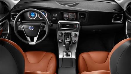 Kult interiør i nye S60 T6 AWD