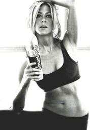 I HET REKLAME: Jennifer Aniston. (Foto: Stella)