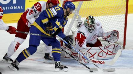 Niklas Persson (Foto: PETR JOSEK/Reuters)