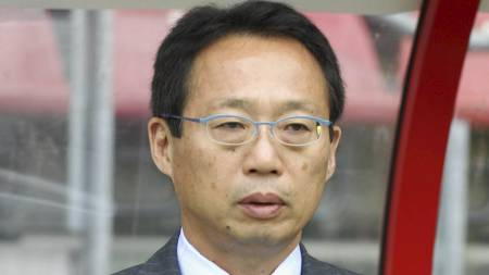 Takeshi Okada (Foto: YASUYUKI KIRIAKE/Afp)